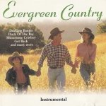 The Full Moon Guitars - Evergreen Country (CD)
