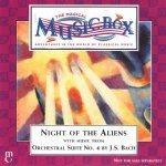 J.S. Bach - Night Of The Aliens - Orchestral Suite No.4 (CD)