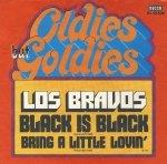 Los Bravos - Black Is Black / Bring A Little Lovin' (7)