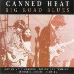 Canned Heat - Big Road Blues (CD)