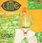 Lime - You're My Magician (7'')