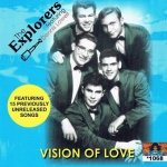 The Explorers Ft. Dennis Lowell - Visions Of Love (CD)
