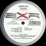 Mario Più - Sensation (12'')
