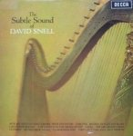 David Snell - The Subtle Sound Of David Snell (LP)