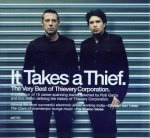 Thievery Corporation - It Takes A Thief (CD)