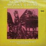 Danuta Kleczkowska - Klawesynowa muzyka baroku. Harpsichord Music of the Baroque Era (LP)