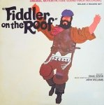 John Williams, Isaac Stern - Fiddler On The Roof (Original Motion Picture Soundtrack Recording) (CD)