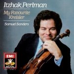 Itzhak Perlman, Samuel Sanders - My Favorite Kreisler (CD)