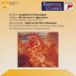 Berlioz, Dukas, Mussorgsky - The Philadelphia Orchestra, Eugene Ormandy - Symphonie Fantastique, The Sorcerer's Apprentice, Night On The Bare Mountain (CD)