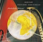 Rudi Zapf - Musikalische Weltreise (CD)
