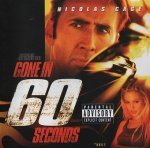 Gone In 60 Seconds: Music From The Motion Picture (CD)