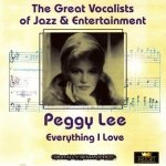 Peggy Lee - Everything I Love (2CD)