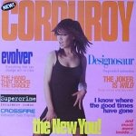 Corduroy - The New You! (CD)