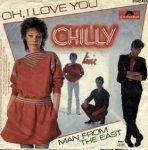 Chilly - Oh, I Love You (7'')