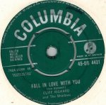 Cliff Richard And The Shadows - Fall In Love With You (7)
