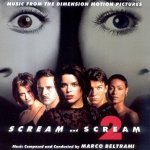 Marco Beltrami - Scream & Scream 2 (Music From The Dimension Motion Pictures) (CD)