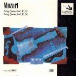 Wolfgang Amadeus Mozart - String Quintet in C,K,.515 / String Quintet in G,K.516 (CD)