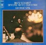 Franz Schubert, George Szell, The Cleveland Orchestra - Sinfonie Nr. 9 C-Dur D 944 (LP)
