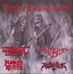 Unholy Thrashing Savage (CD)