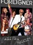 Foreigner - Alive & Rockin' (2DVD+CD)