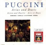 Puccini - Arias and Duets (CD)