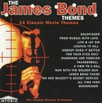 The London Theatre Orchestra - The James Bond Themes (CD)