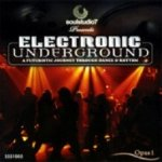 Electronic Underground: A Futuristic Journey Through Dance & Rhythm (CD)