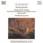 Schubert, Mandelring Quartet - Death And The Maiden, Quartettsatz (CD)