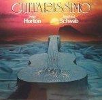 Siegfried Schwab, Peter Horton - Guitarissimo (LP)
