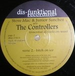 Steve Mac & Junior Sanchez - The Controllers (Essential DJ Toolz On Wax) (12'')