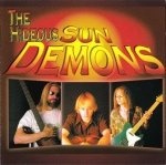 The Hideous Sun Demons - The Hideous Sun Demons (CD)