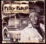 Petey Pablo - Diary Of A Sinner : 1st Entry (CD)