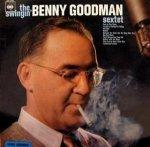 Benny Goodman Sextet - The Swingin' Benny Goodman Sextet (LP)