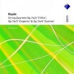 Haydn - String Quartets Op. 76/2 Fifths, Op.76/3 Emperor And Op. 76/4 Sunrise (CD)