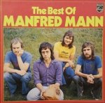 Manfred Mann - The Best Of (LP)
