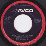 The Stylistics - Only For The Children / You Make Me Feel Brand New (7)