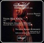 Prix Davidoff 1998 - Yeon-Hee Kwak (CD)