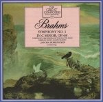Brahms, Symphony Orchestra Of The South West German Radio, Baden-Baden, Jascha Horenstein - Symphony No. 1 In C Minor, Op. 68 (CD)
