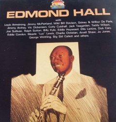Edmond Hall - Edmond Hall (LP)
