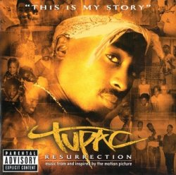2Pac - Resurrection (Music From And Inspired By The Motion Picture) (CD)