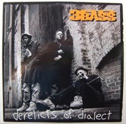 3rd Bass - Derelicts Of Dialect (2LP)