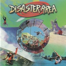 Disaster Area - Slam Section (CD)