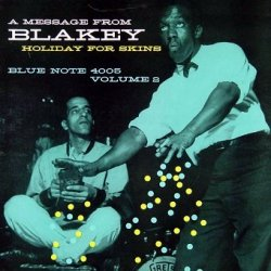 Art Blakey - Holiday For Skins Vol. 2 (CD)