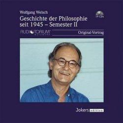 Geschichte Der Philosophie Seit 1945 - Semester II (Audiobook) (19CD)