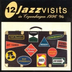 12 Jazz Visits In Copenhagen 1996 (2CD)