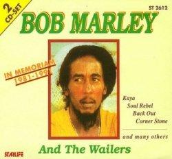 Bob Marley And The Wailers - Kinky Reggae - Volume One (2CD)