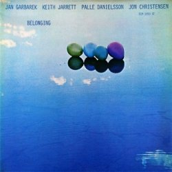 Jan Garbarek, Keith Jarrett, Palle Danielsson, Jon Christensen - Belonging (LP)