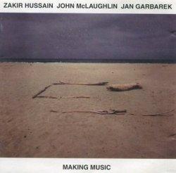 Zakir Hussain - Making Music (CD)