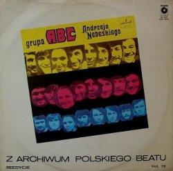 Grupa ABC Andrzeja Nebeskiego - Grupa ABC Andrzeja Nebeskiego (LP)