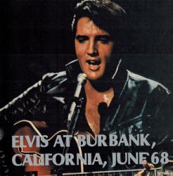 Elvis At Burbank, California - June 68 (CD)